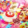 Прикраса столу на день народження як мистецтво