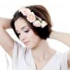 Прикраси для волосся своїми руками - як створити святкую зачіску